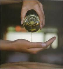 Uso de aceite para evita la fricción